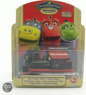 Chuggington Hout - Stoomboemel Piet