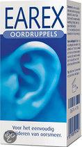 Earex Tegen Overtollig Oorsmeer - 10 ml - Oordruppels