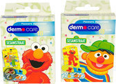 Dermo Care Sesamstraat - kinderpleisters