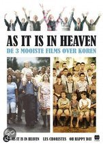 As It Is In Heaven - 3 Mooiste Films