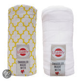 Swaddler 2-pack - Hydrofile doek - Gold