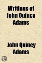 Writings of John Quincy Adams (Volume 4)