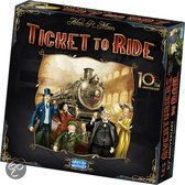 Ticket to Ride 10 year Collector