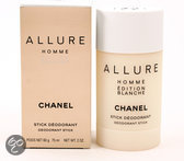 CHANEL ALLURE HOMME EDITION BLANCHE DEO STICK 75 ml