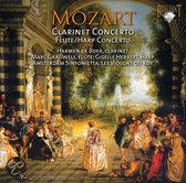 Mozart - Klarinetconcert, Fluit-harpconcert (CD)