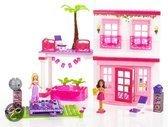 Mega Bloks Barbie Strand Huis