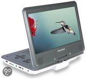 Salora DVP-1038SW - Portable DVD-speler - 10.2 inch