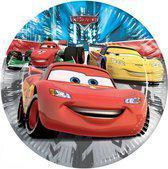Disney Bordjes cars 23 cm 10 stuks