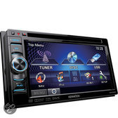 Kenwood DDX3023 - Multimedia Receiver - Zwart