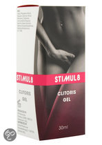 Stimul8 Clitoris Gel - 30 ml - Glijmiddel