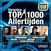 Veronica Top 1000 Allertijden Box