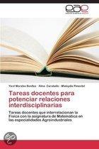 Tareas Docentes Para Potenciar Relaciones Interdisciplinarias
