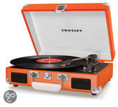 Crosley CR8005A-OR - Platenspeler - Oranje
