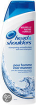 Head N Shoulder For Men - 500 ml - Shampoo