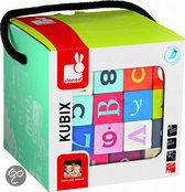 Kubix 40 blokken letters en cijfers