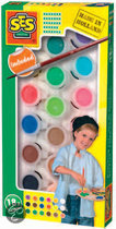Ses Plakkaatverf - 18 Kleuren