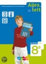 Alles telt / deel Leerlingenboek 8A