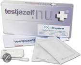 Testjezelf Drugtest Cocaine - 3 stuks