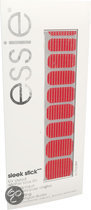 Essie 03 Some Like It FRNL - Rood - Nagelstickers