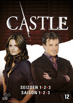 Castle - Seizoen 1 t/m 3 Box