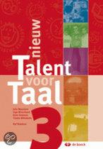 Nieuw talent voor taal aso 3 - leerboek
