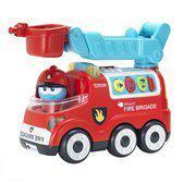Imaginarium Fire Engine Truck - Brandweerwagen met licht en geluid