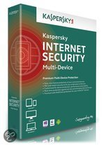 Kaspersky, Internet Security Multi Device (Dutch / French)