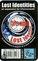 Chrononauts Lost Identities Expansion