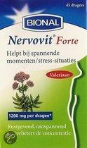 Bional Nervovit Forte - 45 dragees - Voedingssupplement