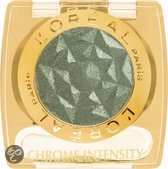 L'Oréal Paris Color Appeal Chrome Intensity - 186 Timeless Green - Groen - Oogschaduw