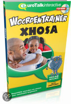 Eurotalk Woordentrainer Xhosa - Multimedia Flashcards