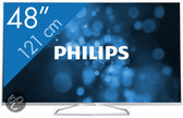 Philips 48PFK6609 - 3D led-tv - 48 inch - Full HD - Smart tv