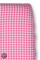 Cottonbaby Boerenbont - Hoeslakentje 60x120 cm - Fuchsia