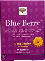 New Nordic Blue Berry 60 st