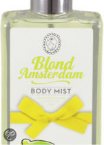 Blond Amsterdam Energising Ginger & Drops of Lime Body Mist