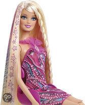 Barbie Haar-Tattoo