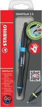 STABILO SMARTball 2.0 Rechtshandig - Zwart/Blauw