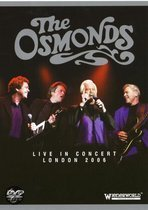 The Osmonds Live In  Concert