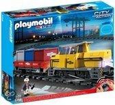 Playmobil Radiografisch Bestuurbare Goederentrein met Containers - 5258