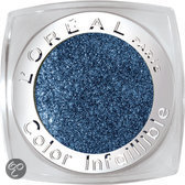 L'Oréal Paris Color Infallible - 006 All Night blue - Blauw - Oogschaduw