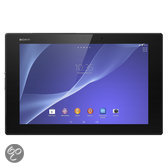 Sony Xperia Tablet Z2 (2014) - 16 GB - Zwart