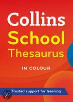 Collins School Thesaurus
