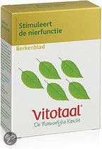 Vitotaal® Berkenblad