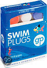 Get Plugged Swim Plugs Oordopjes - 3 Paar