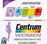 Centrum Woman - 60 tabletten - Multivitaminen
