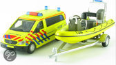 Mercedes-Benz Vito - Ambulance NL Met Boot