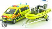 Mercedes-Benz Vito - Ambulance NL Met Boot