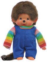 Monchhichi Regenbogen Boy