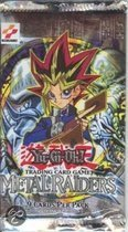 Yu-Gi-Oh! Metal Raiders Booster Pack