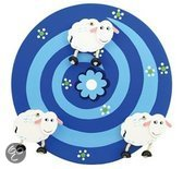 New Classic Toys Muziekdoos Schapen blauw